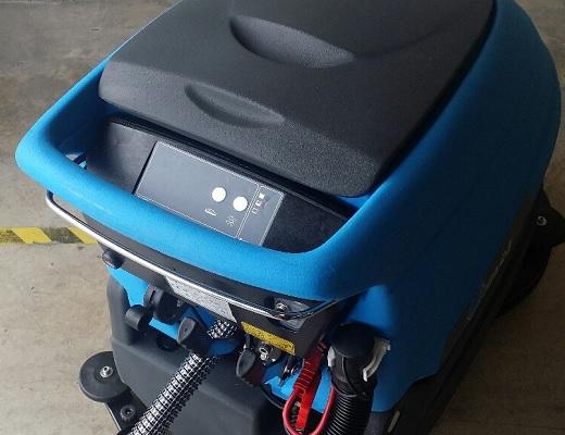 Fregadora industrial semi-automática A5 EVO B