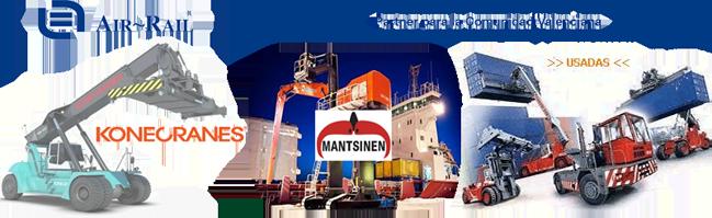 Maquinas portuarias