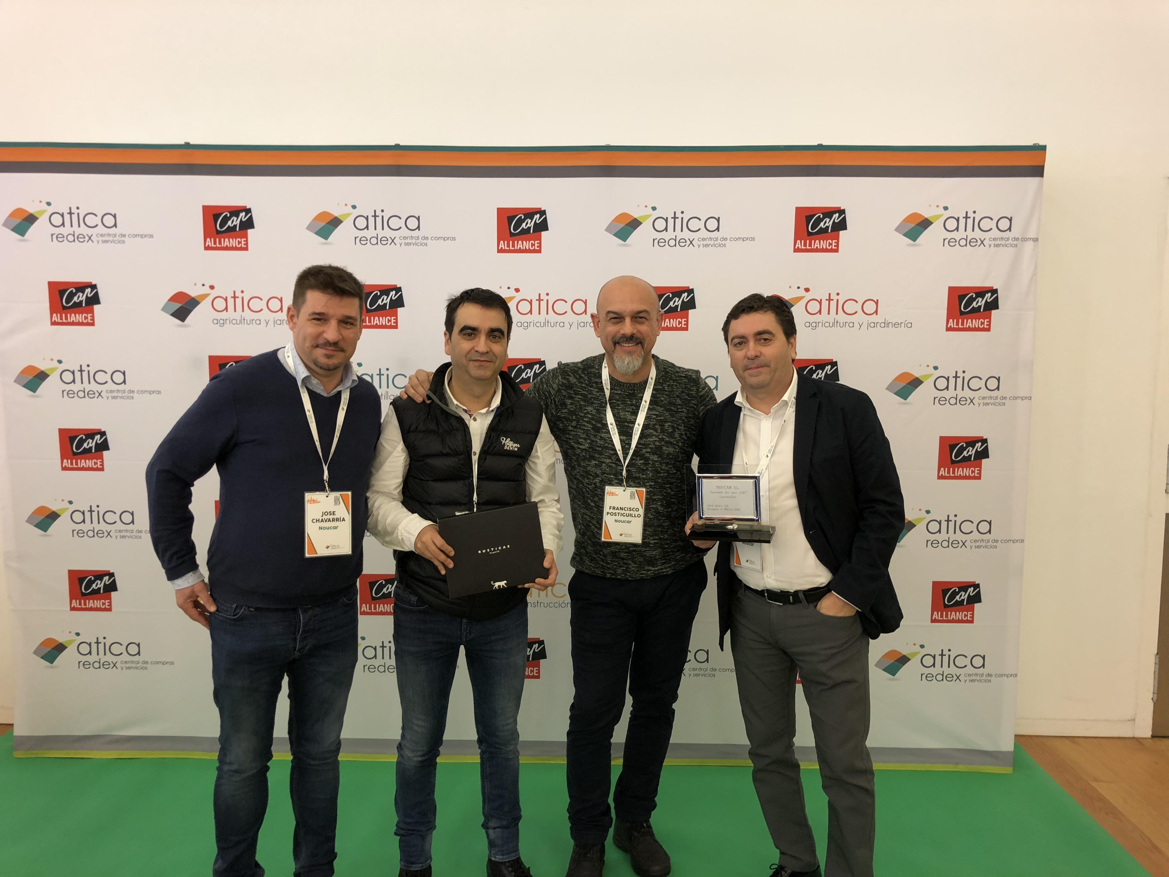 Premio Asociado del año 2017