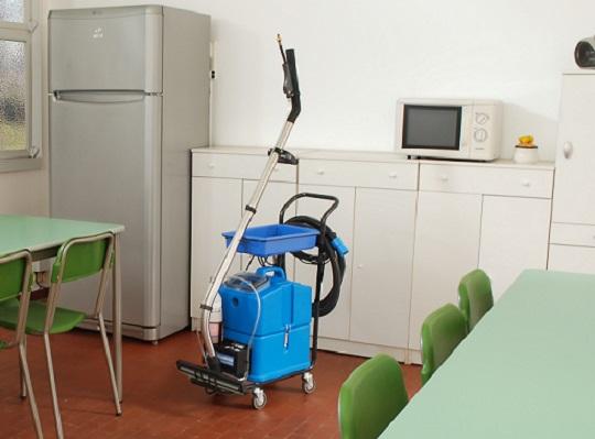Limpieza y sanitización EVELINE