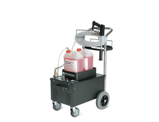 Limpieza y sanitización IdroFoamRinse200