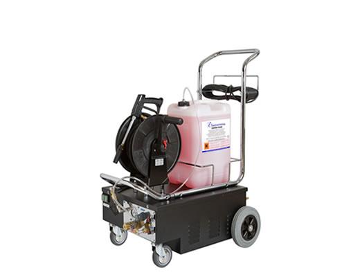 Limpieza y sanitización IdroFoamRinse400