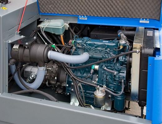 Barredora diesel conductor sentado PB200 D