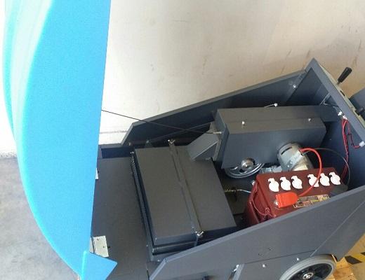 Barredora eléctrica PB55 ET
