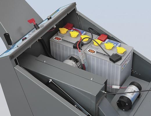 Barredora eléctrica PB70 ET