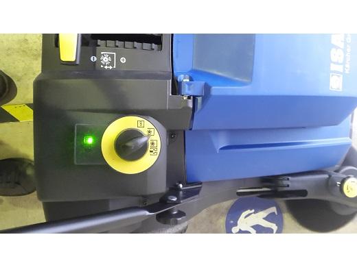 Barredora Manual Eléctrica ISAL SM70 E