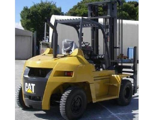 Carretilla Diesel DP70N