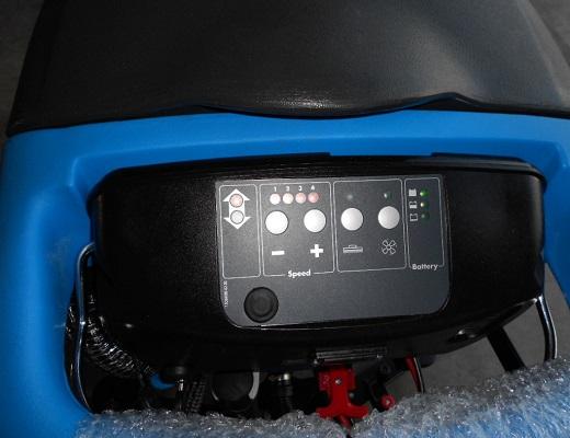Fregadora Industrial Automática FASA A9 50-55-66T